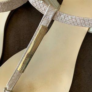 Calvin Klein Samira Flat Thong Sandals